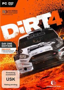 Verpackung von DiRT 4 Day One Edition [PC]