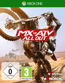 Verpackung von MX vs. ATV All Out [Xbox One]