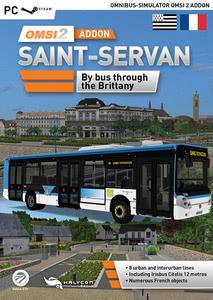 Verpackung von Omsi 2 Saint-Servan [PC]