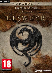 Packaging of The Elder Scrolls Online: Elsweyr Upgrade [PC]