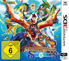 Verpackung von Monster Hunter Stories [3DS]