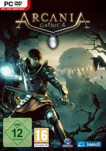Verpackung von ArcaniA - Gothic 4 [PC]