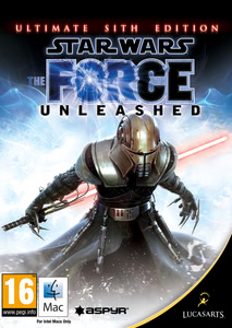 Packaging of Star Wars®: The Force Unleashed™: Ultimate Sith Edition [Mac]