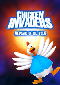 Packaging of Chicken Invaders 3 [PC]