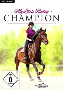 Verpackung von My Little Riding Champion [PC]