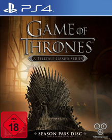 Verpackung von Game of Thrones - A Telltale Games Series [PS4]