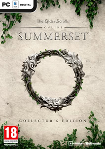 Packaging of The Elder Scrolls Online: Summerset Digital Collectors Edition [PC / Mac]