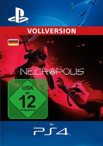 Verpackung von NECROPOLIS: A Diabolical Dungeon Delve [PS4]