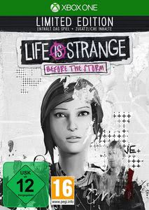 Verpackung von Life is Strange: Before the Storm - Limited Edition [Xbox One]