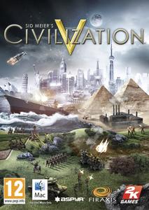 Packaging of Sid Meier's Civilization® V [Mac]