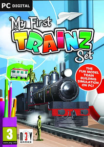 Packaging of My first trainz set [PC]