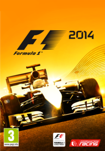 Packaging of F1 2014 [PC]