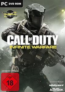 Verpackung von Call of Duty: Infinite Warfare [PC]