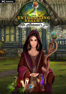 Packaging of The Enthralling Realms: An Alchemist's Tale [PC]