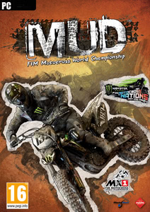 Packaging of MUD Motocross Championship [PC]