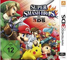 Verpackung von Super Smash Bros. [3DS]