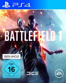 Verpackung von Battlefield 1 [PS4]