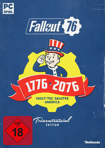 Verpackung von Fallout 76 Tricentennial Edition [PC]
