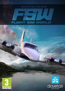 Packaging of Flight Sim World + Epic Approaches Mission Pack Bundle [PC]