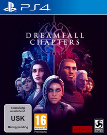 Verpackung von Dreamfall Chapters [PS4]