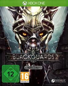 Verpackung von Blackguards 2 [Xbox One]