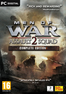 Packaging of Men of War : Assault Squad 2 - Complete Edition [PC]
