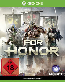 Verpackung von For Honor [Xbox One]