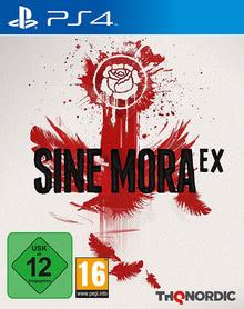 Verpackung von Sine Mora EX [PS4]