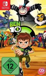 Verpackung von Ben 10 [Switch]