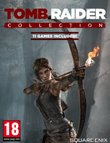 Packaging of Tomb Raider Collection [PC]