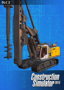 Packaging of Construction Simulator 2015  - DLC 2 - Liebherr LB28 [Mac]
