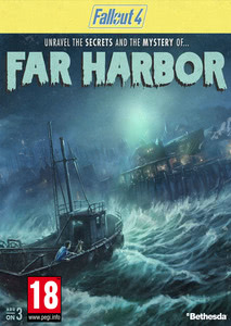 Packaging of Fallout 4 Far Harbor [PC]