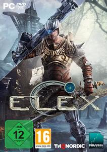 Verpackung von Elex [PC]