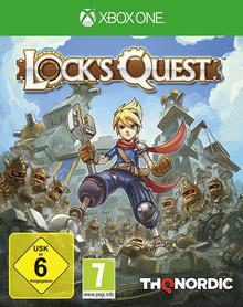 Verpackung von Lock´s Quest [Xbox One]