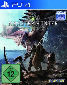 Verpackung von Monster Hunter World [PS4]