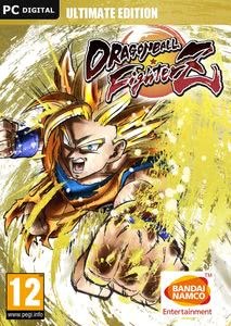 Emballage de Dragon Ball FighterZ Ultimate Edition [PC]