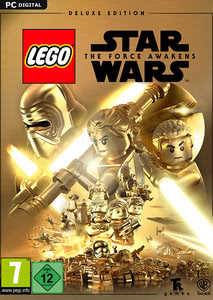 Packaging of LEGO Star Wars: The Force Awakens - Deluxe [PC]