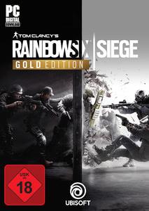 Verpackung von Tom Clancy's Rainbow Six: Siege Gold Edition Year 3 [PC]