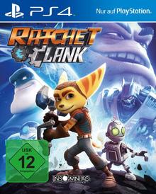 Verpackung von Ratchet & Clank [PS4]