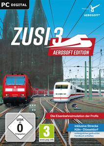 Verpackung von ZUSI 3 - Aerosoft Edition [PC]