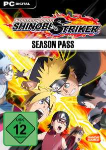 Packaging of Naruto to Boruto: Shinobi Striker Season Pass [PC]