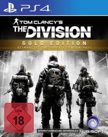 Verpackung von Tom Clancy's The Division Gold Edition [PS4]
