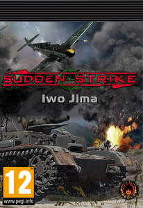 Packaging of Sudden Strike Iwo Jima [PC]