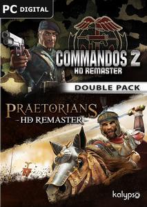 Verpackung von Commandos 2 & Praetorians: HD Remaster Double Pack [PC]