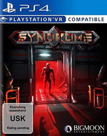 Verpackung von Syndrome [PS4]