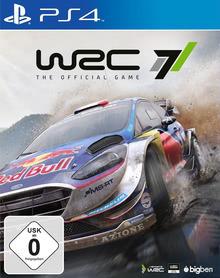 Verpackung von WRC 7 [PS4]