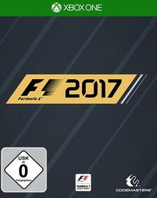 Verpackung von F1 2017 [Xbox One]