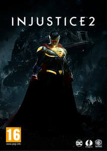 Packaging of Injustice 2 [PC]