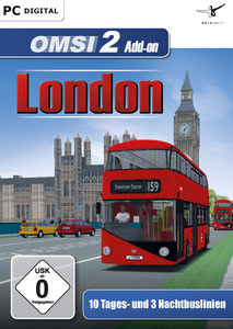 Verpackung von OMSI 2 Add-On London [PC]