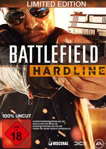 Verpackung von Battlefield Hardline - Limited Edition- inkl. Vielseitigkeits-Battlepack - inkl. Vielseitigkeits-Bat [PC]
